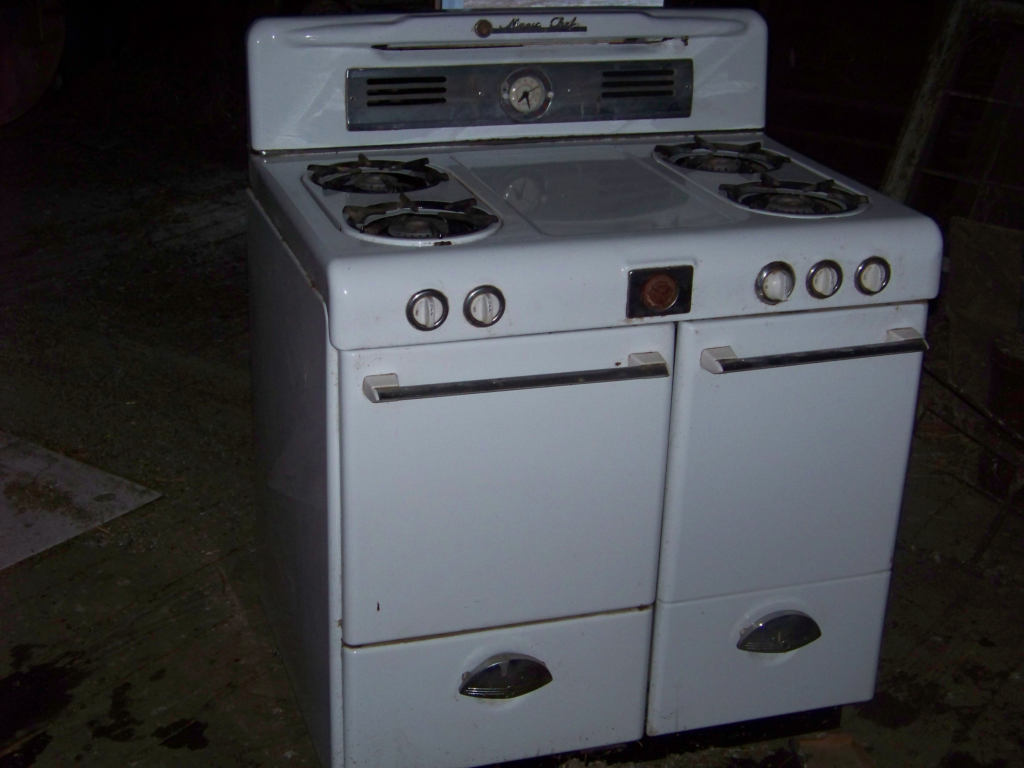 Vintage Electric Stoves For Sale Craigslist ~ I have a magic chef gas stove oven apprx dimensions are